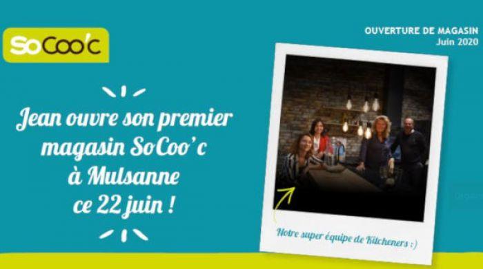 Socoo'C ouvre un nouveau magasin franchisé dans la Sarthe