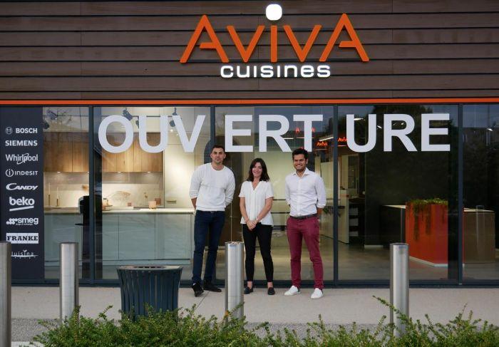cuisines aviva ouvre son 6e magasin en
