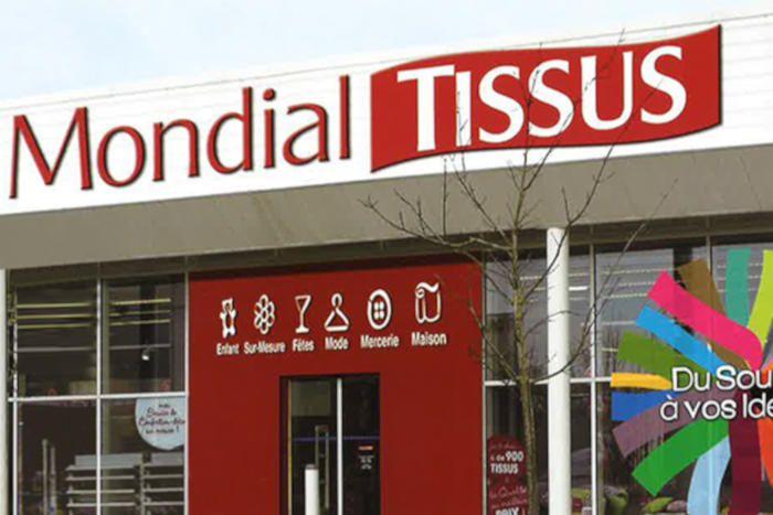 mondial tissus ouvre un nouveau magasin