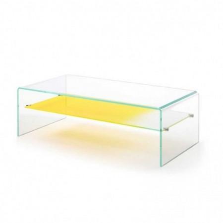 Achat De Table Basse Design GRADIENT En Verre Prix Cass