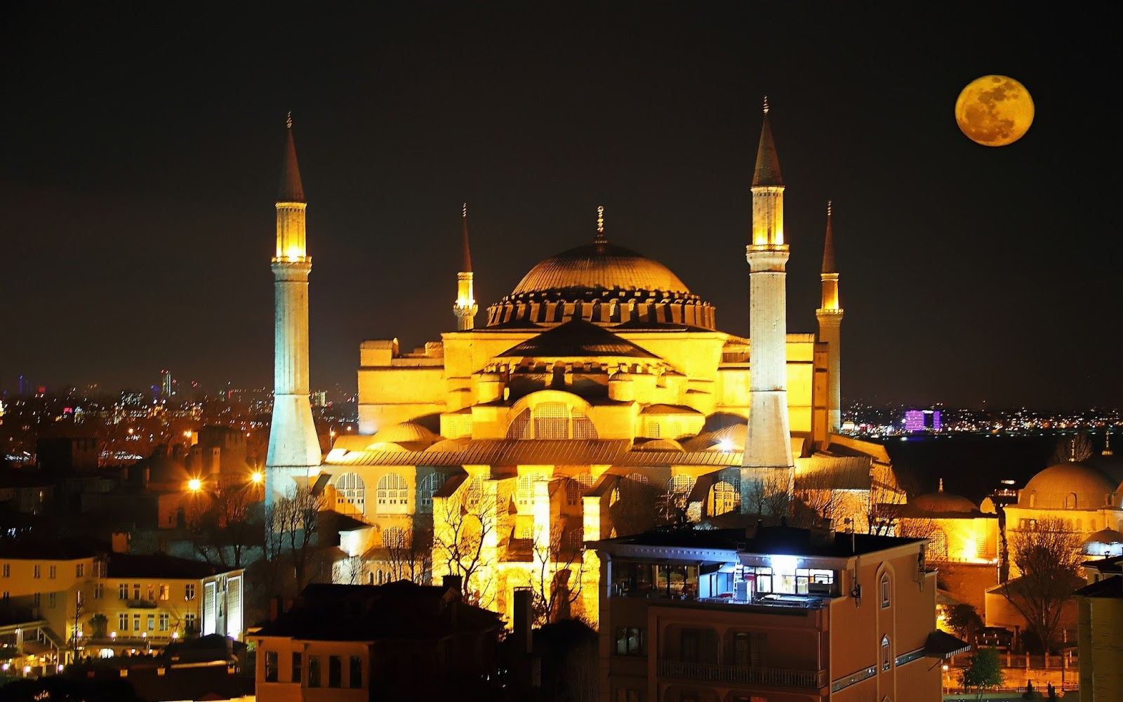 Excursion A Istanbul By Night