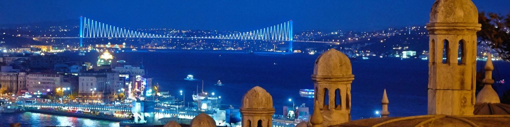 Istanbul le Bosphore