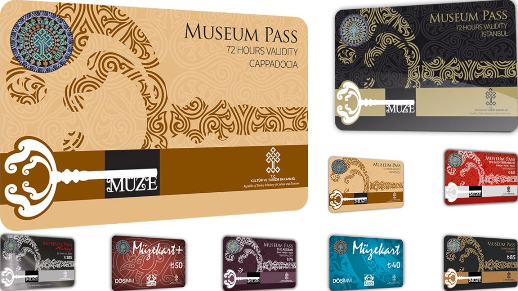 Carte Pass Musee Istanbul 2019