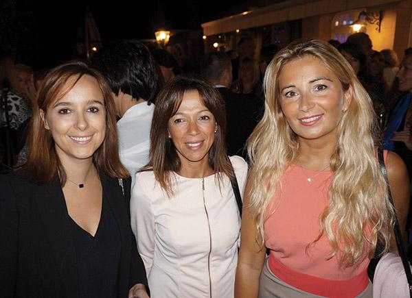 Elodie Serrat IN EXTENSO, Samia Liou FOND DE DOTATION ZINEDINE ZIDANE, Nathalie Sabatier CEPAC