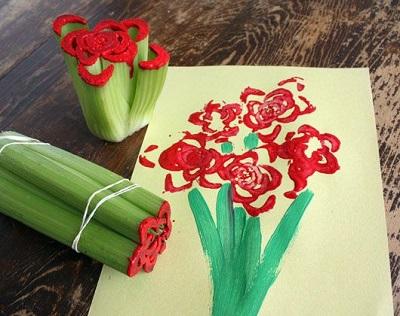Mes Bricolages De Saint Valentin Tout Pour Grandir