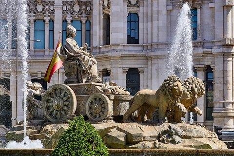 Visiter Madrid en famille