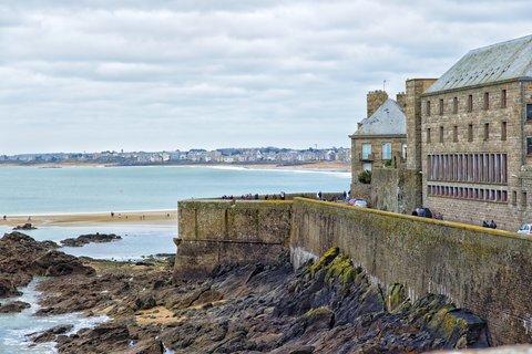 les plus beaux coins de Bretagne - saint malo