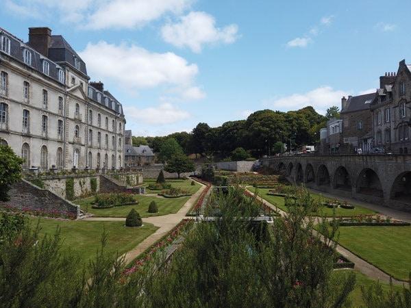château de Vannes