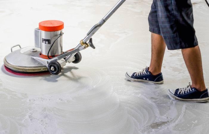 Nettoyage En Profondeur Du Carrelage Tout Pratique