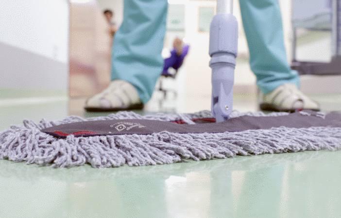 Nettoyer un sol en bton cir  Tout pratique