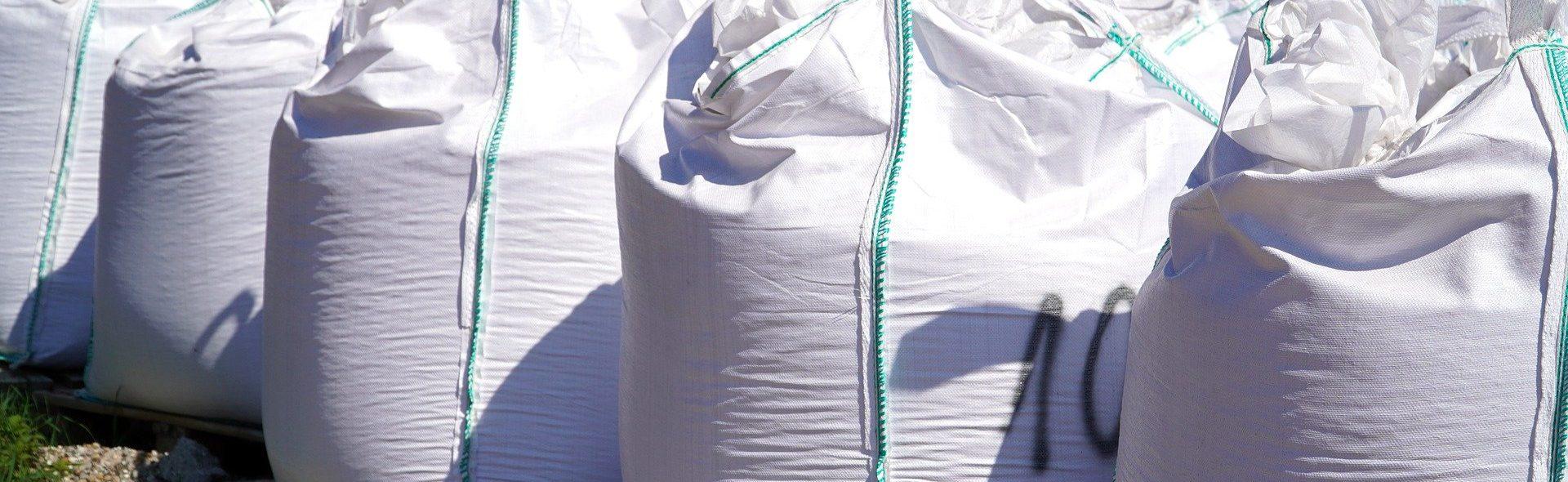 Le Big Bag De Sable Poids Et Prix Tout Sur Le Beton