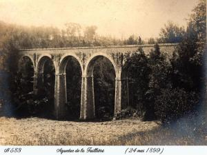 aqueduc de la tuilire  gazay