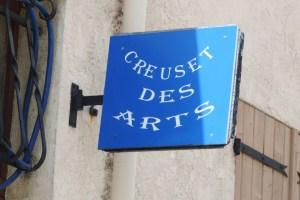 CREUSET DES ARTS