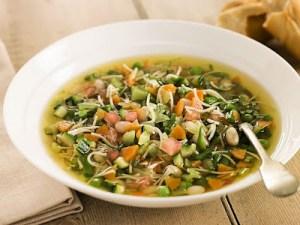 Provencal Cuisine - Soupe au Pistou