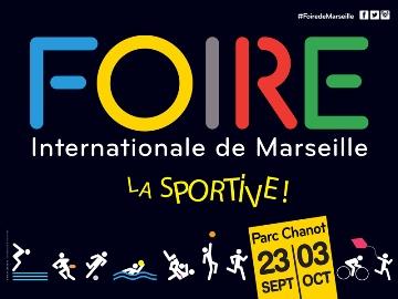"Foire Internationale de Marseille ""La Sportive"""