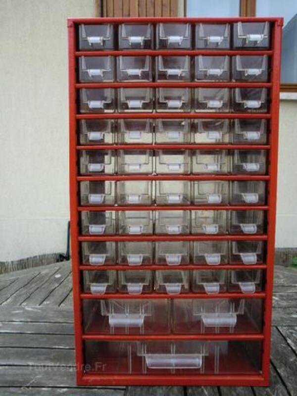 boite de rangement pour visserie