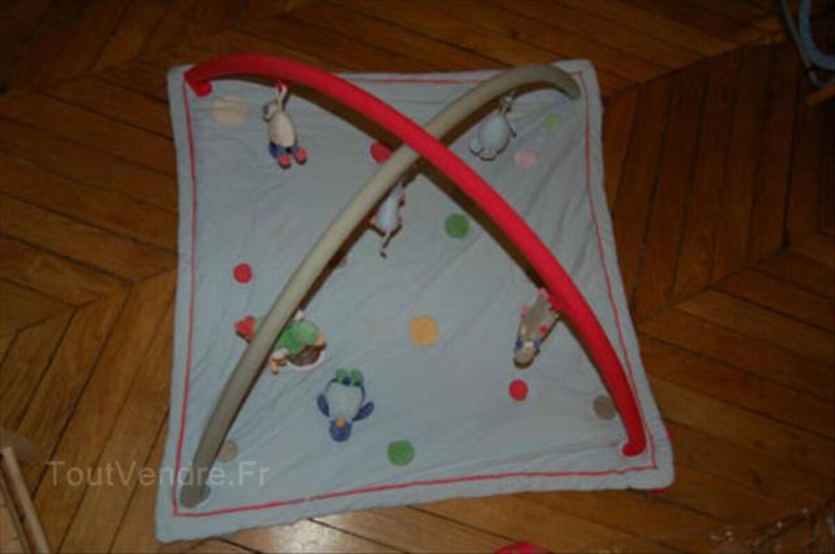 tapis d eveil jacadi couleurs et