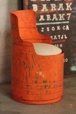 12 rutilisations originales de vieux bidons industriels
