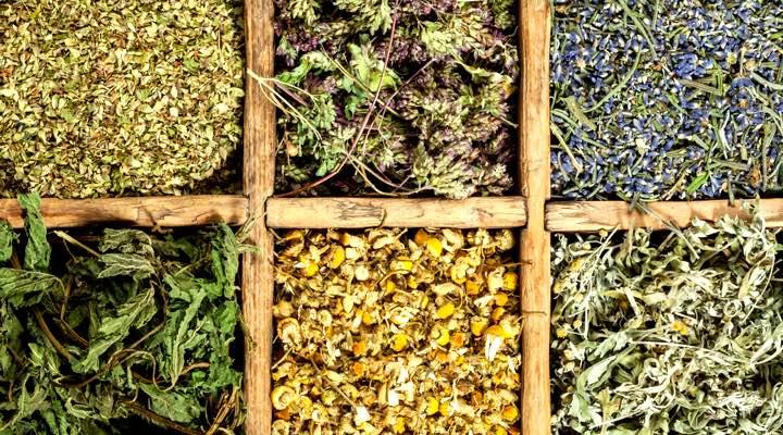 Cuisine Comment Faire Scher Les Herbes Aromatiques