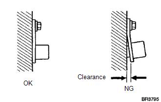 Toyota Venza: Crankshaft Position Sensor