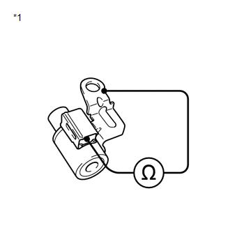 Toyota Venza: Short in Torque Converter Clutch Solenoid