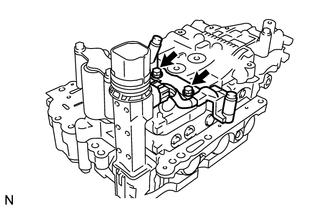 Toyota Venza: Intermediate Shaft Speed Sensor