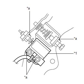 Toyota Venza: Performance Decline of Brake Function (C1441