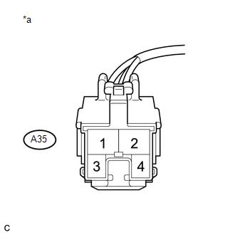 Toyota Venza: Brake Switch