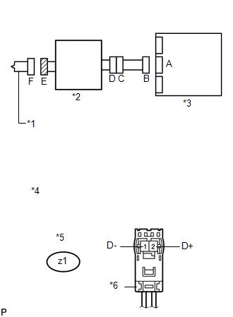 Toyota Venza: Short in Driver Side Squib Circuit (B1800/51
