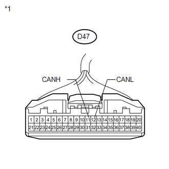 Toyota Venza: Lost Communication with A/C ECU (U0164