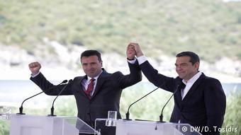 Ζόραν Ζάεφ: Η Συμφωνία των Πρεσπών θα εφαρμοστεί