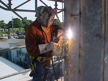 The Demand For Welding Climbers