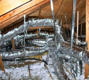 Do you have rooms in your home that are always too hot or too cold? Your ductwork could be to blame. Over time, your ductwork may separate which creates gaps. Your ductwork can be broken in your attic or under your home and you may not know about it. These breaks and gaps can lead to air from your HVAC system leaking into areas of your home you do not want to target such as walls, attics, under your home, crawl spaces, closets, and walls. This can cause you to feel uncomfortable in your home and wastes money that you are spending on heating and cooling.