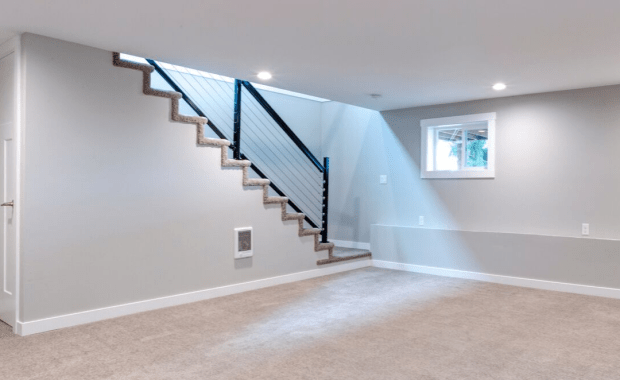 Heating & Cooling Options for Your Finished Basement