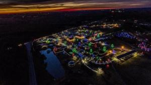 Where to Find Holiday Lights in the Triangle