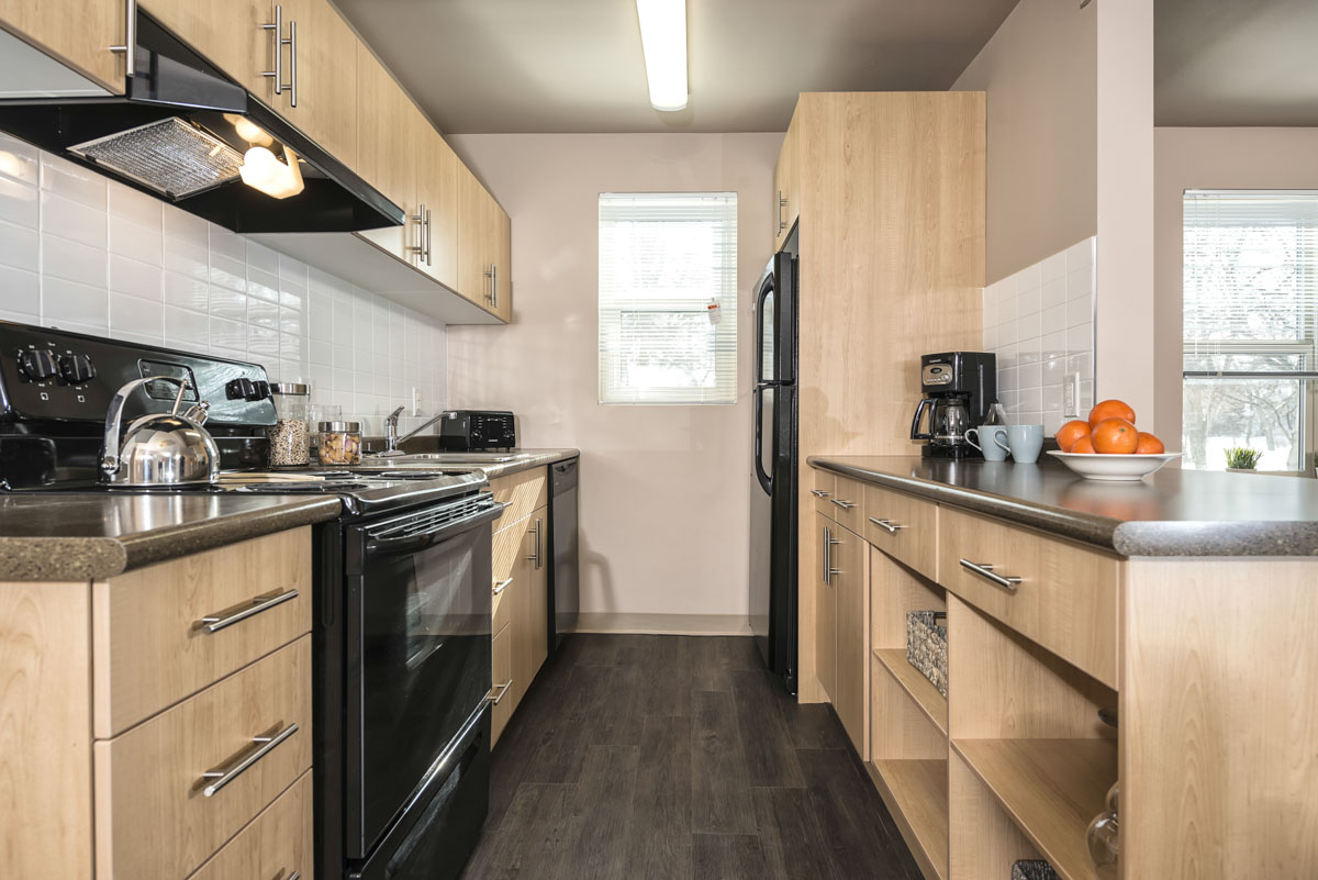 kitchen for rent retro sinks apartments winnipeg apartment towers realty group grandview 1