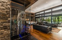 Contemporary High-Tech Mansions