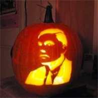 Alan Turing Jack O'Lantern