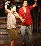 >> An Interview with Lin-Manuel Miranda <br>Creator and Star of the Off-Broadway Hit <i>In the Heights</i>
