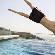 Milo Ventimiglia Dives into <i>Men's Fitness</i>