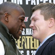 Boxer Mayweather to Hatton: I'd Make You My Prison Bitch