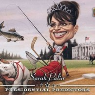 Sarah Palin 'Presidential Predictor' Trading Card Released