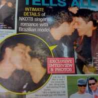 New Kid on the Block Jonathan Knight's Ex-Boyfriend: He's Gay