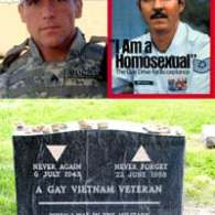 Poll: 56% of Americans Want Military Gay Ban Repealed