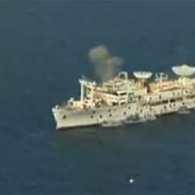 Video: USS Vandenberg Sunk off Key West to Create Artificial Reef