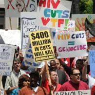 California HIV Emergency: Large Rally Held in Sacramento