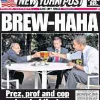 Obama, Gates, Crowley Hold 'Beer Summit' Over Gates Arrest