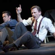On the Stage: <br><i>Let Me Down Easy, Wishful Drinking, A Steady Rain,</i> and <i>Hamlet</i>