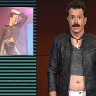 Stephen Colbert: Ricky Martin is Gay?!?