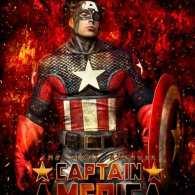 Been Imagining Chris Evans as Captain America?